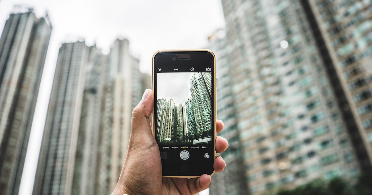iPhone is undoubtedly one-of-a-kind when it comes to taking high quality, almost SLR type of photos. Most photos uploaded on social media and ev