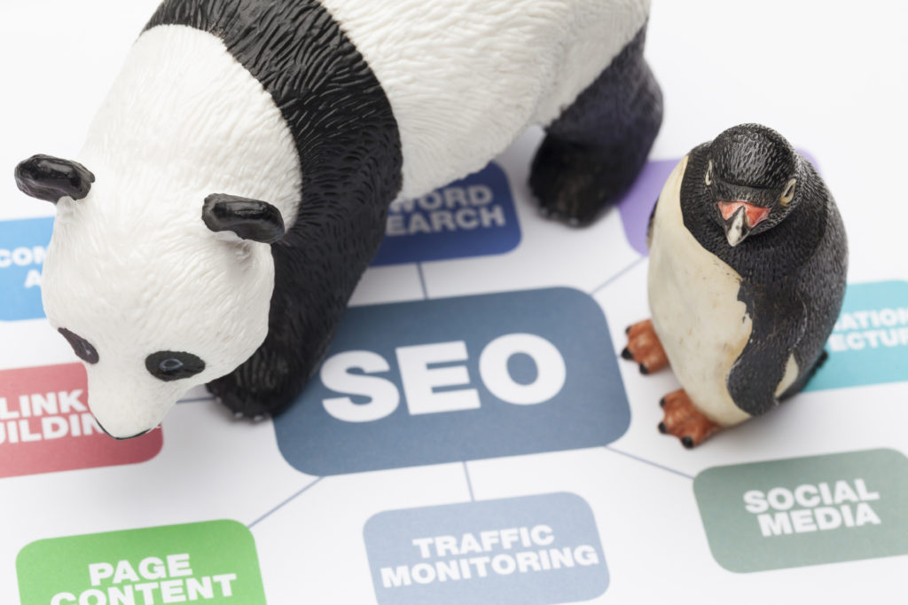 Link Building Techniques to Avoid Panda and Penguin